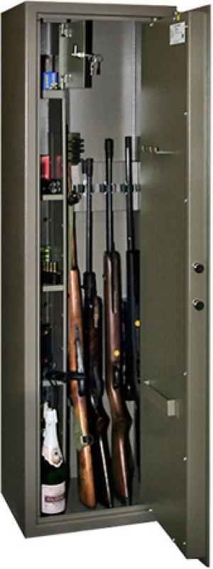 Шкаф и сейф оружейный VALBERG САФАРИ EL