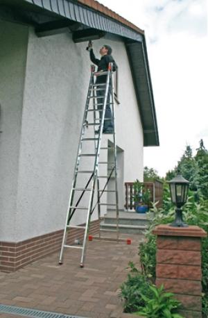 Лестница Dubilo 2x12 купить на выгодных условиях в Омске