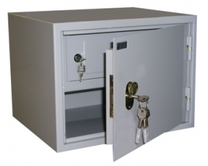 Шкаф металлический бухгалтерский КБ - 02т / КБС - 02т