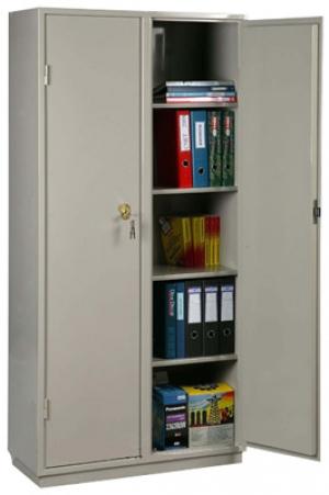 Шкаф металлический бухгалтерский КБ - 10 / КБС - 10