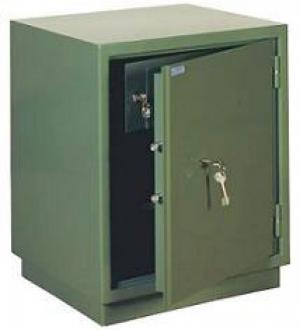 Шкаф металлический бухгалтерский КС-1Т