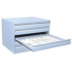Шкаф металлический картотечный ШК-5-А1